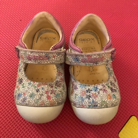 Geox Other - Geox softly cushioned baby shoes